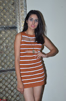 Actress Nikhita in Spicy Small Sleeveless Dress ~  Exclusive 048.JPG