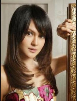 kumpulan model rambut segi panjang