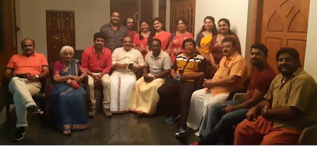 Thenum Vayambum -Surya TV Serial Cast