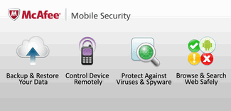 Sprint, McAfee and Android security apps