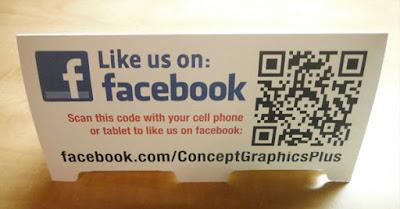 Facebook-QR-Code