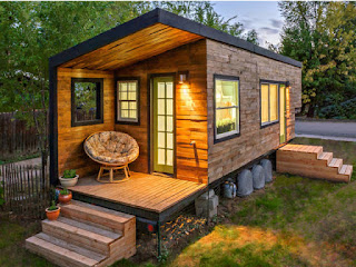 tiny house movement is taking over and is super innovative!