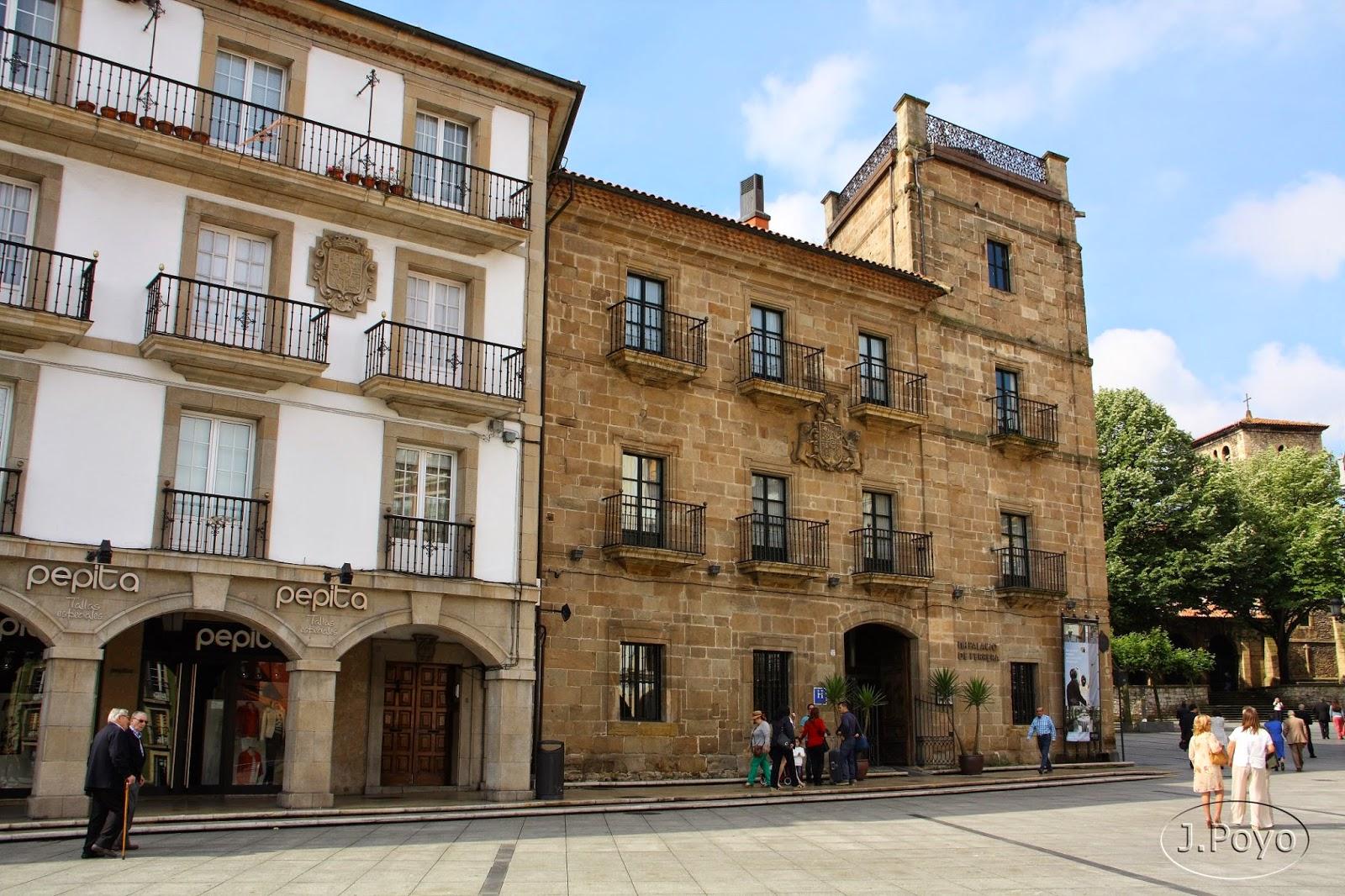 Palacio de Ferrera