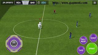 Download Update FIFA 18 v7 Deluxe Apk + Data Obb