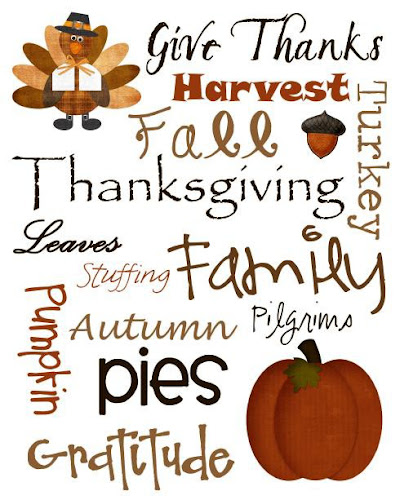 Thanksgiving Quotes Kids