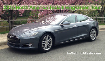 2015 North America Tesla Living Green Tour