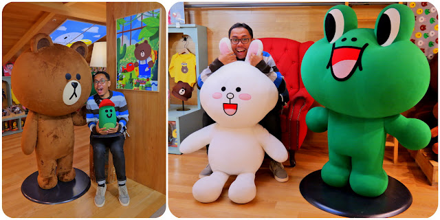 Line+Sore+&+Cafe+Korea+Selatan
