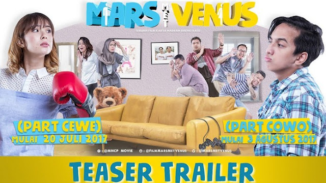 Download Film Indonesia Mars Met Venus (2017) Gratis