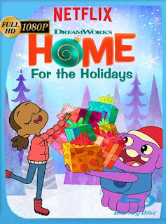 DreamWorks Home For the Holidays (2017) HD [1080p] Latino [GoogleDrive]