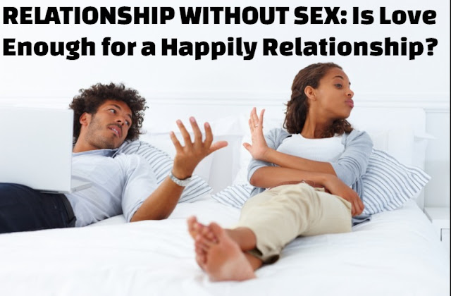 How to be in a relationship without dating