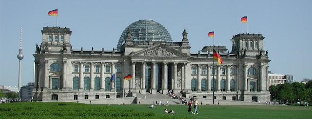 El Reichstag en Berlín, viajes y turismo