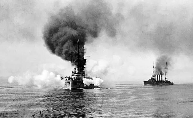 Α' Παγκόσμιος Πόλεμος: Η μοιραία ανθράκευση των γερμανικών πλοίων Γκαίμπεν και Μπρεσλάου