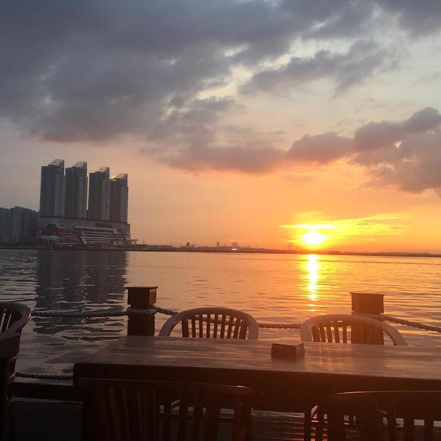 Jetski Cafe - Restoran Romantis di Jakarta