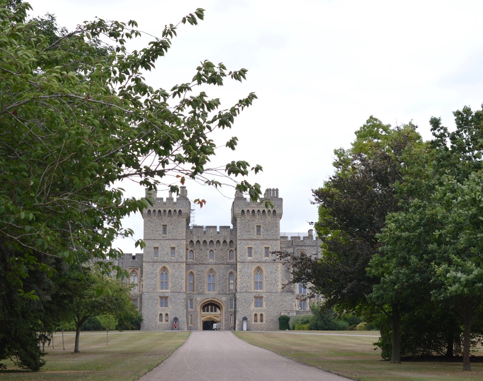 A Short Stay in Windsor with Kids