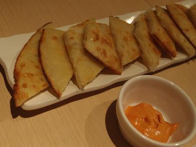 马铃薯与乳酪煎饼