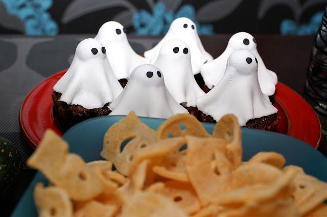 wypieki na halloween