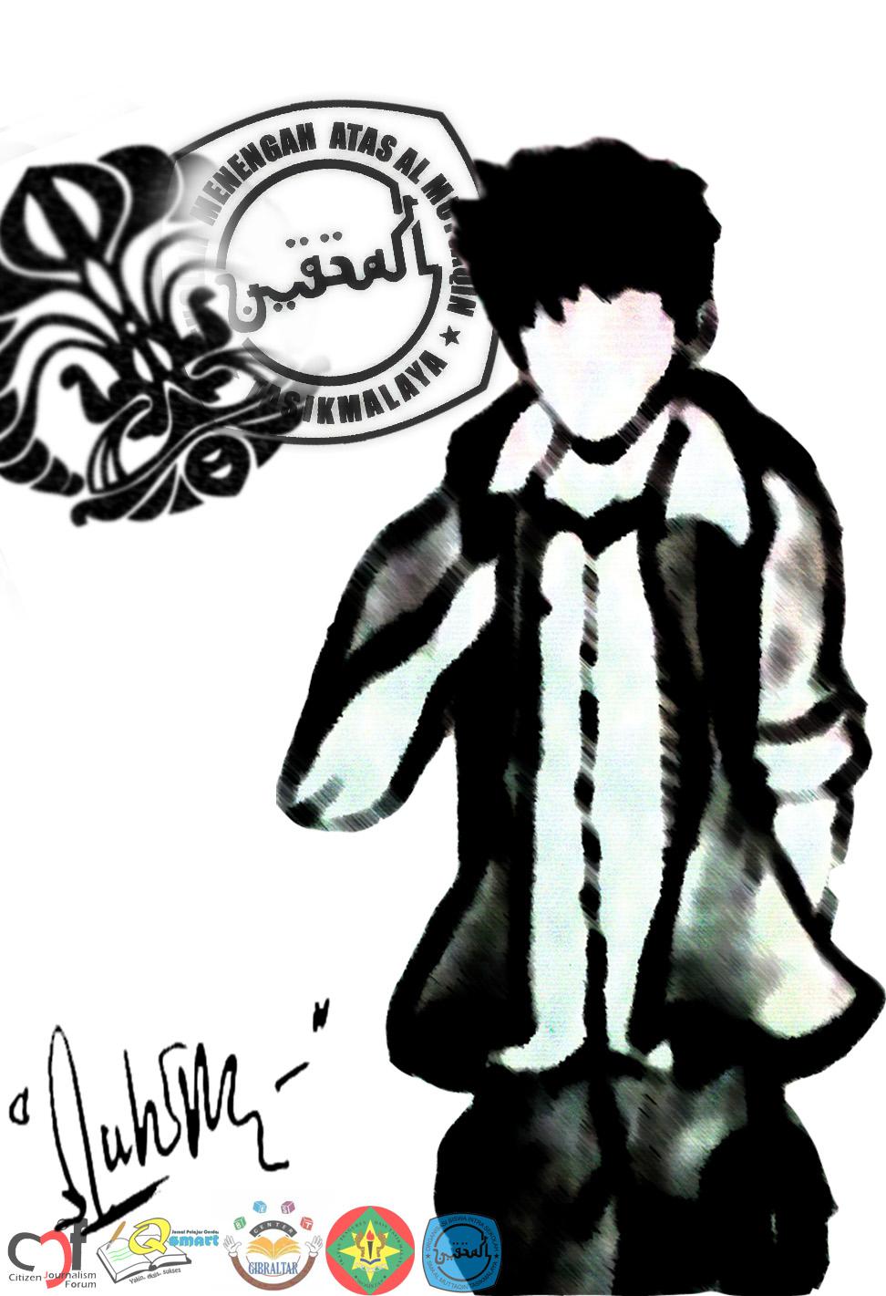 1010+ Gambar Kartun Muslim Berjenggot Gratis