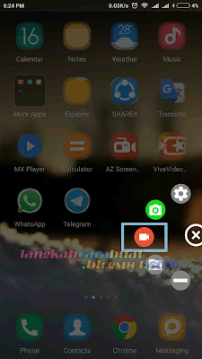 Aplikasi Perekam  Cara Merekam Layar Android Jelly Bean KitKat Tanpa Root 4