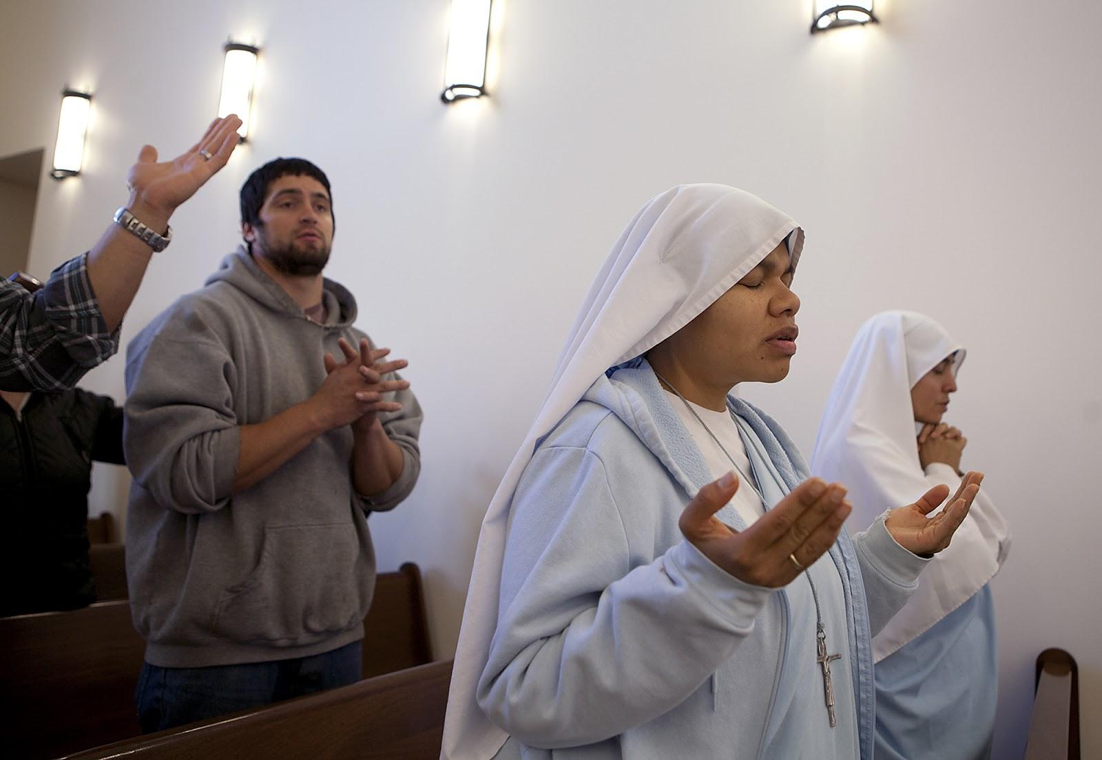 Sw Catholoic Nuns In Mormon Country