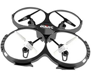 UDI RC Quadcopter with Camera RTF