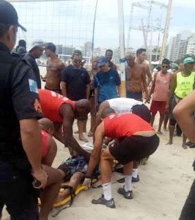 Caso de Polícia: Camelô mata colega em briga em Copacabana.