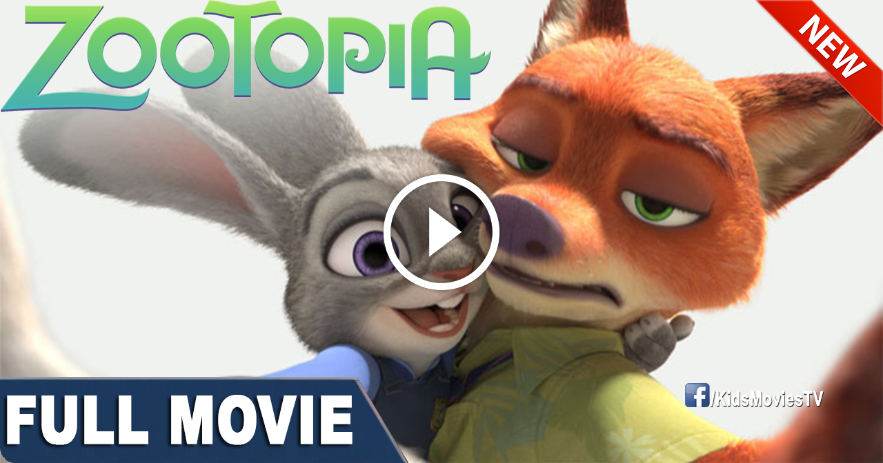Animated Movies 2016 Full Movies And Free Zootopia 2016