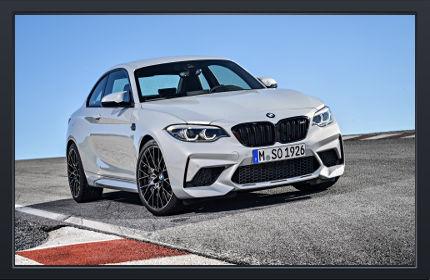 BMW M2 Competition 2018 - Fond d'Écran en Full HD