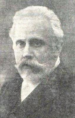 Fotografía de Pablo Iglesias publicada en la portada de Acción Socialista, 26-12-1915