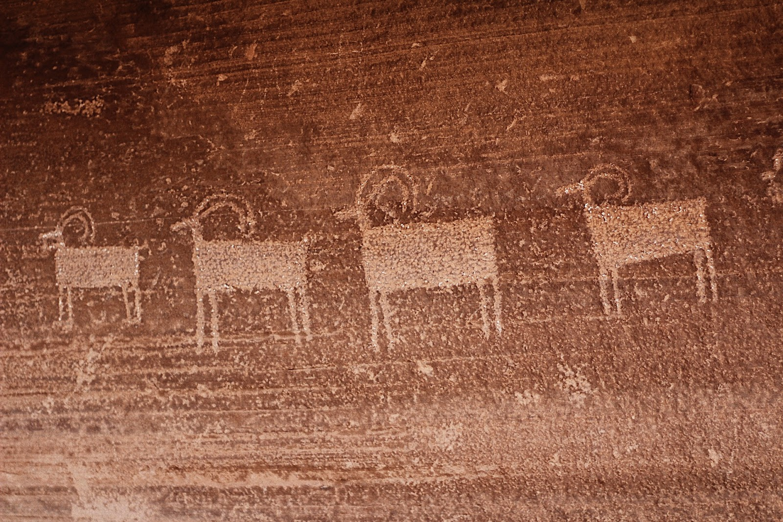 native american rock carvings petraglyphs torrey utah