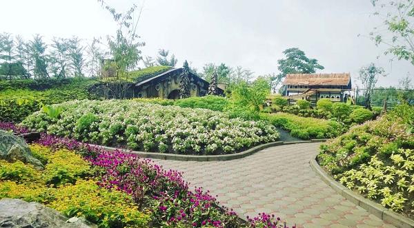 wisata keluarga Farm House Lembang