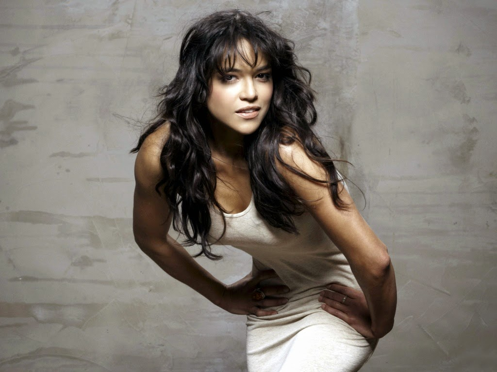 World Hot Actress Michelle Rodriguez Hot Fast And Furious -9212