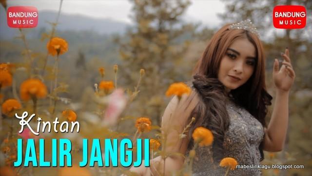 Lirik Jalie Jangji dan Artinya Pop Sunda Populer