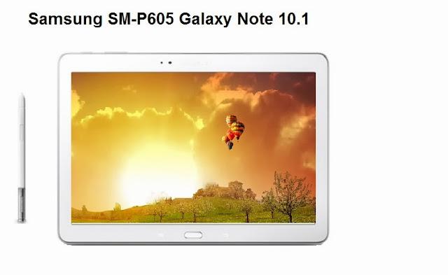 Samsung SM-P605 Galaxy Note 10.1 white