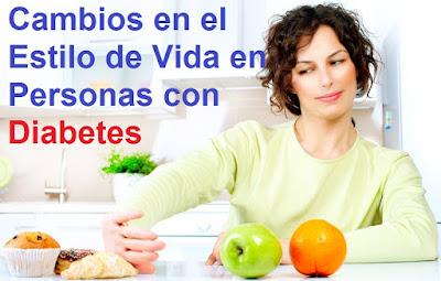 Estilo de Vida del Diabético: cambios en el estilo de vida