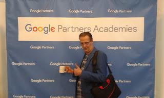 Jaime Rodriguez-Jalón y Olea Google Partners Madrid