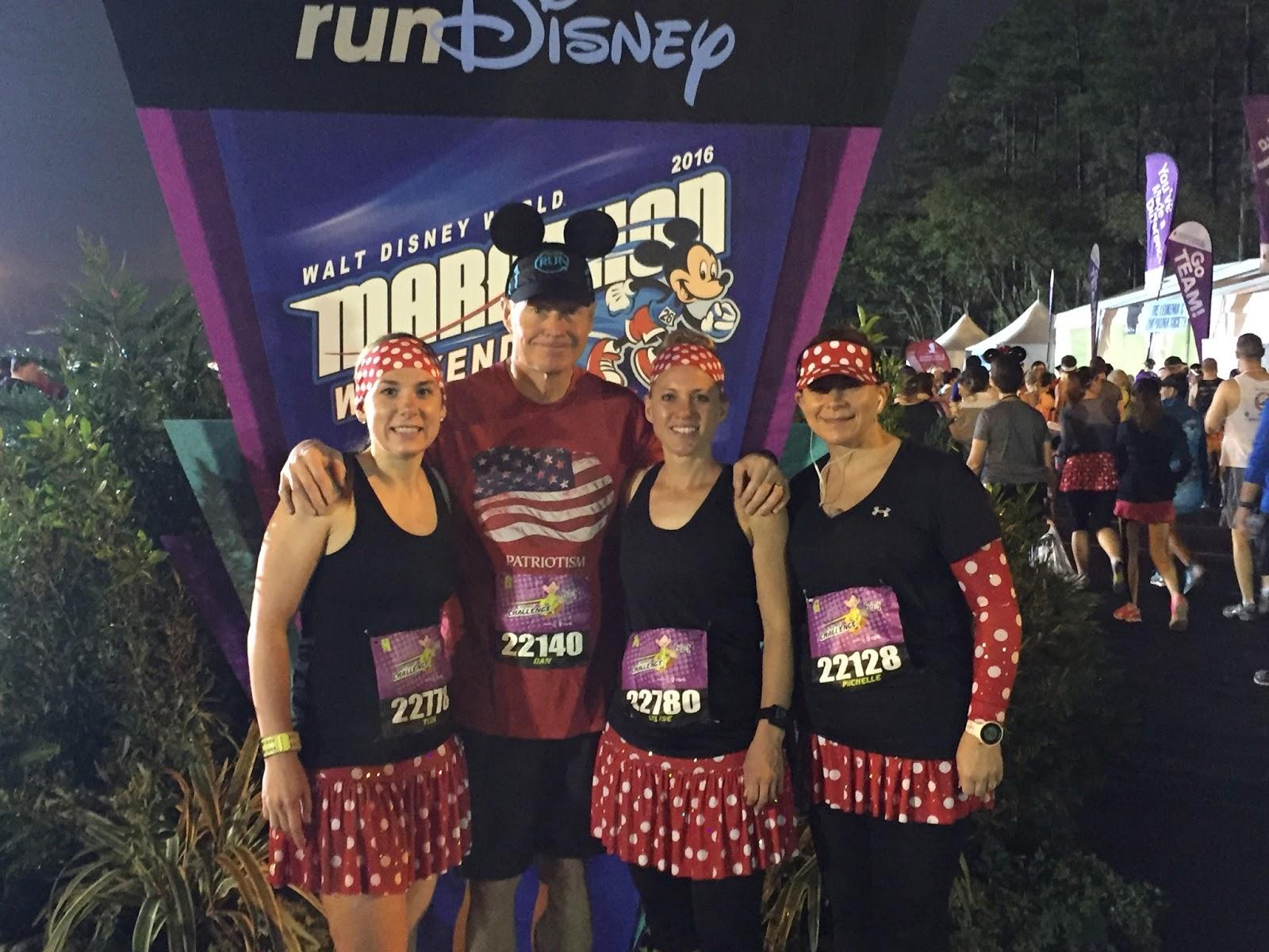 Dopey Challenge Mickey Marathon 2016