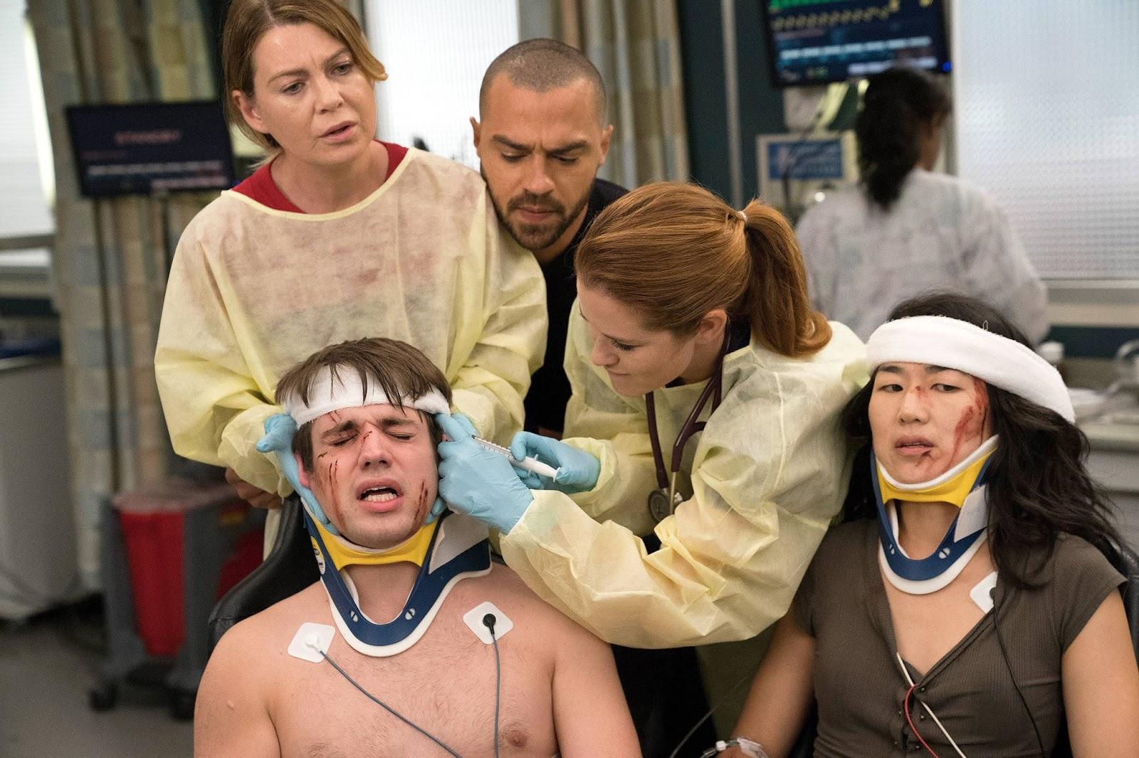 Grey's Anatomy es la serie más longeva de Shonda Rhimes