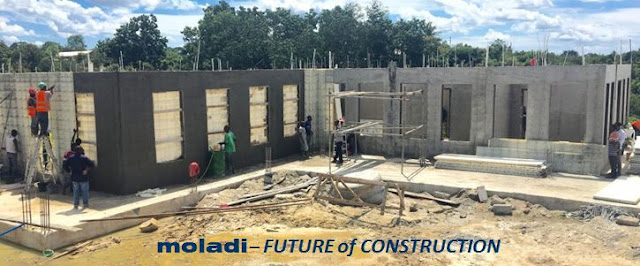 Future of Construction - moladi