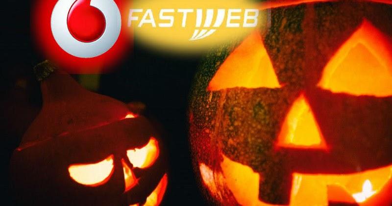 Fastweb E Vodafone Fanno Regali Per Halloween Minuti E Gb