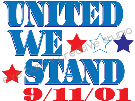 america, unired states of america, we will never forget, united we stand