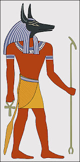 Tanrı Anubis