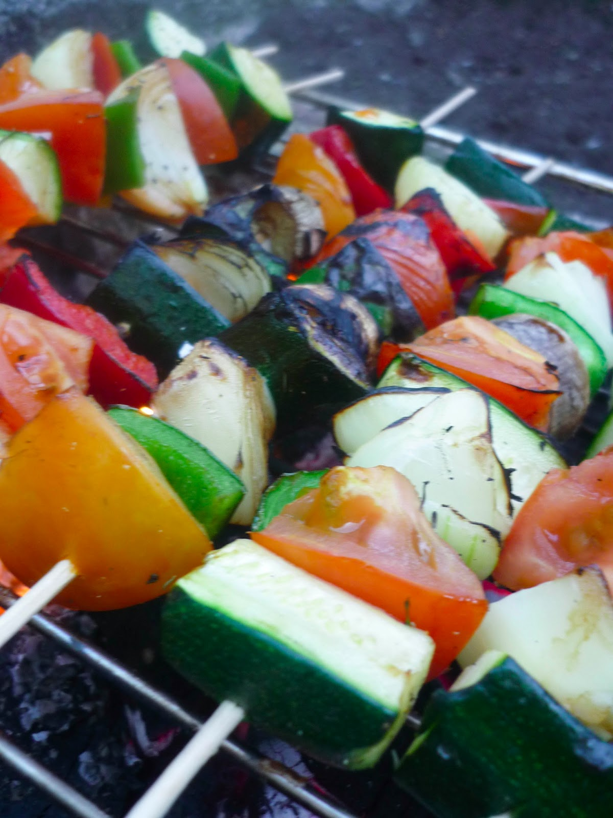 Recette barbecue inratable brochettes aux légumes Terrafemina
