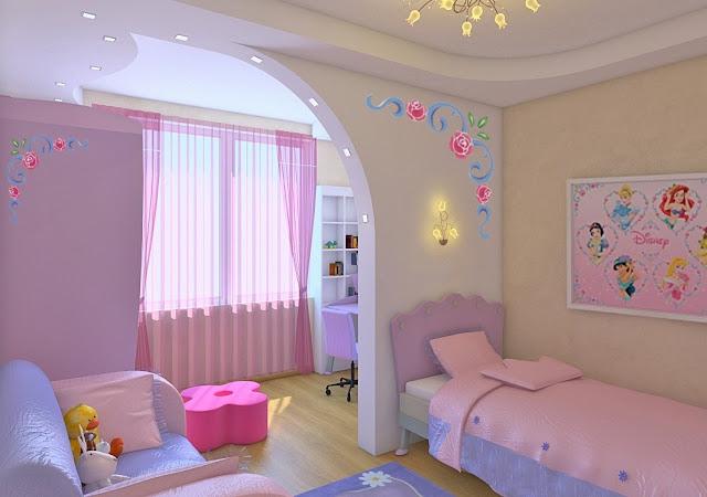 сказочная комната