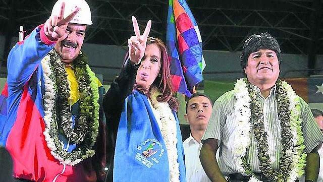 Bolivarianismo já não tem muita coisa para oferecer.