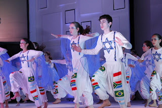 Independência de Israel será levada ao palco no próximo Hava Netze Bemachol