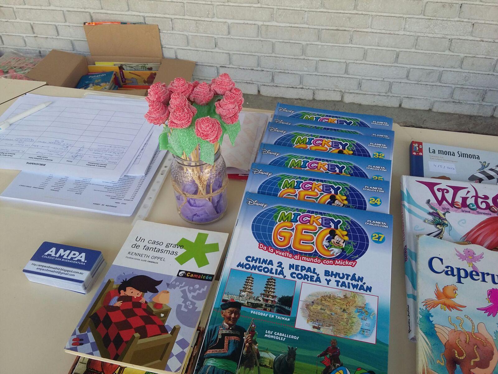 Ampa csb madrid biblioampa for Autoescuela colonia jardin