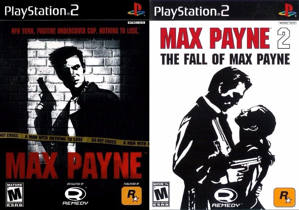 max payne 1 e 2 kit 2 jogos play station 2 guerra 710411 MLB20527040107 122015 F - Max Payne 1 & 2 PC