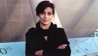 Maria Spiropulu dell'Università della California Insitute of Technology