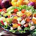 Καθημερινή διατροφή με διπλάσια φρούτα-λαχανικά και το μισό κρέας