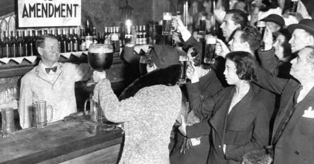 the inintended consequences of alcohol prohibition in National prohibition act (1919) david e kyvig the national prohibition act (pl 66-66, 41 stat 305), also known as the volstead act, was adopted by congress in 1919 to implement the recently ratified eighteenth amendment to the constitution of the united states.